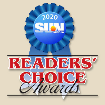 2020 SunMedia Readers' Choice Awards